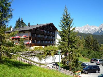 Photo for Apartment Hintermoos in Maria Alm skiing and hiking paradise, indoor swimming pool, Internet