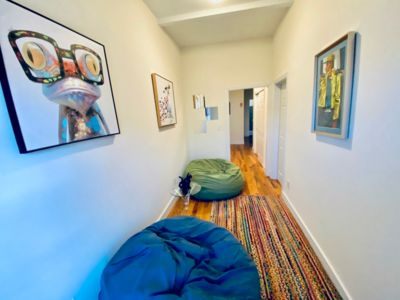 Photo for Gorgeous Private Room in a Three Bedroom Little Italy Townhouse