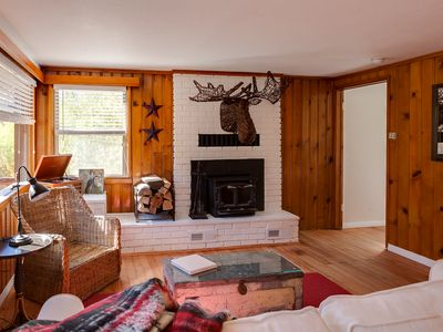 Photo for A Cozy Quiet Cottage...A World Away Yet Close to the Fun