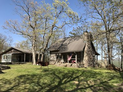 Mountain View Cabin + (Bunkhouse $75 per night extra by selecting 9 guests)