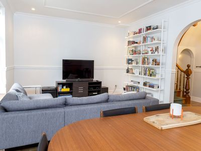 Photo for 2BR Townhome Vacation Rental in Montréal, QC