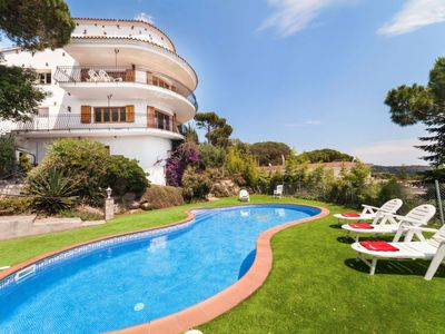 Photo for Vacation home Les Suredes in Playa de Aro - 14 persons, 7 bedrooms