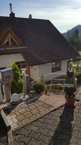 Photo for Holiday apartment Elzach for 2 - 4 persons with 1 bedroom - Holiday apartment