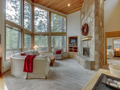Photo for Elegant home with private hot tub, game room, deck, shared pool/SHARC passes!