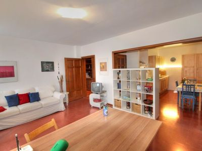 Photo for Apartment L'Accademia in Firenze - 3 persons, 2 bedrooms