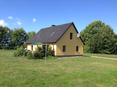 Photo for Holiday house Poseritz for 1 - 5 persons with 2 bedrooms - Holiday home