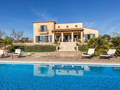 Photo for Montuïri holiday home for 4 - 6 people with 3 bedrooms - Holiday home