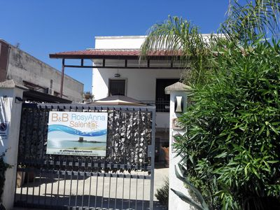 Photo for B & B RosyAnna Salento Room Poseidon a few steps from the sea