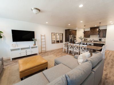 Photo for Clean New Home Near Golf, Sand Hollow, and Zion w/ Private Hot Tub