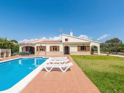 Photo for With pool near the beach - Villa Aries