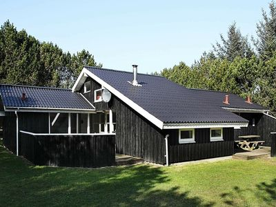 Photo for Quaint Holiday Home in Løkken Jutland with Swimming Pool