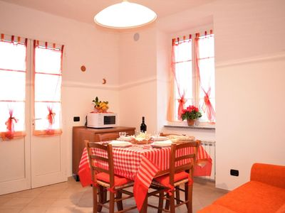 Photo for Traditional Holiday Home in Moneglia with Private Terrace