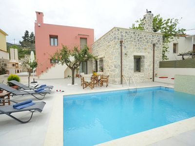 Photo for Beautiful villa, Private pool, Traditional village,Walking distance to amenities