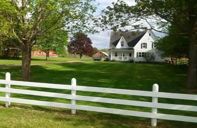 Photo for Beautiful Farmhouse minutes from National Park Beaches and Golf!