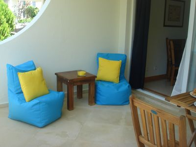 Photo for Fabulous T1 with pool, wifi and air conditioning