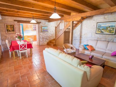 Photo for 3 bedrooms Villa with private swimming pool near Porec