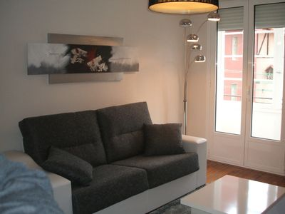 Photo for APARTMENT FOR 5 PEOPLE IN SAN SEBASTIAN