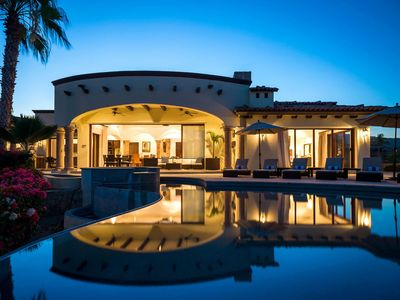 Photo for Stunning 5 BR Ocean View Casa Tropico w/ WiFi, Private Pool, Gas BBQ + More!