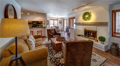 Photo for Bear Claw 515: 2 BR / 2 BA condo in Steamboat Springs, Sleeps 6