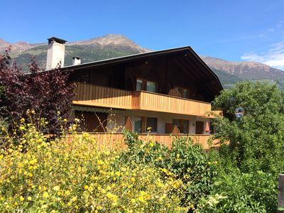 Photo for HIKING AND BIKING PARADISE SUNNY VINSCHGAU!
