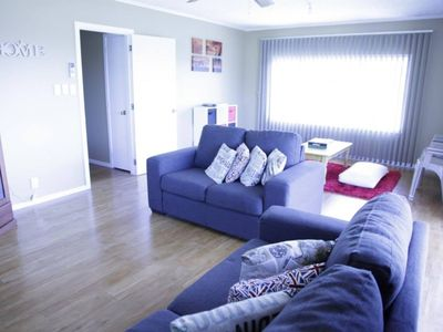 Photo for Rotorua Family andamp; Pet Friendly home with views
