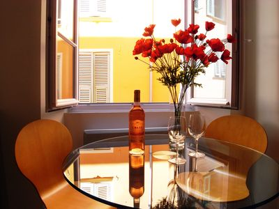 Photo for Stylish, contemporary 1-bedroom apartment in the heart of the old town of Nice