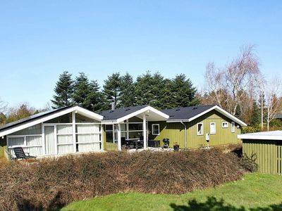 Photo for Spacious Cottage in Farsø 900m from Limfjorden with sauna