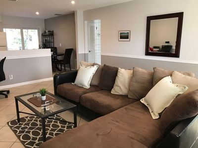 Photo for Tropical Garden: 15mins from FTL Airport & 2 Miles from FTL Beach