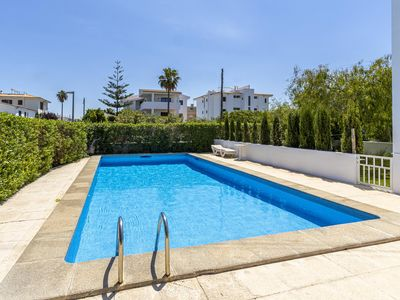 Photo for FRANCISCA. Apartment in residentail area near The beach.