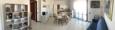 Photo for sea view apartment Alghero