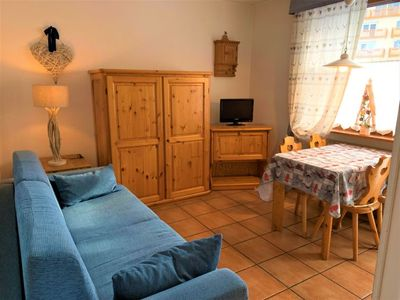 Photo for Apartment Cesa Manzini in Canazei - 4 persons, 1 bedrooms