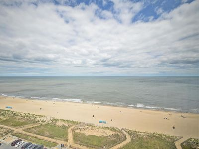 Photo for 2 Bedroom, 2 Bath ocean front OC Condo