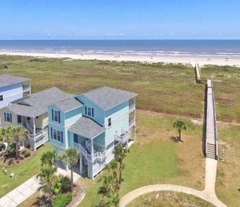 Photo for Beachfront Home with Gulf Views, Private Master Suite & Balcony