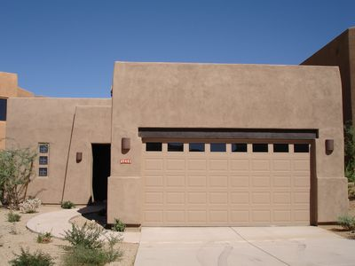2-car attached garage for you and your guests