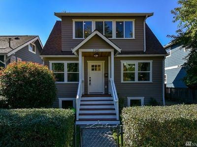 Photo for Charming Craftsman Suite, Walk to Lake & Lightrail
