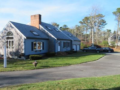 Photo for Chatham Tides!Newly updated, 4 bedrooms, 3.5 baths. Pet friendly! AC units and freeWiFi.