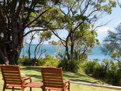 Photo for BY THE BEACH B&B SELF CONTAINED APARTMENTS - BEACH FRONT - ROMANTIC GETAWAYS