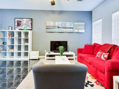 Photo for Modern Downtown Gem just BLOCKS from AlamoDome-1 mile from RIVERWALK! Sleeps 6-8