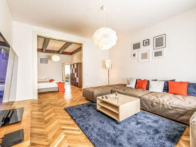 Photo for Apartment in the center of Bratislava with Lift, Internet, Washing machine (695295)