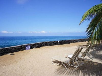 Photo for GREAT! Summer Rates - Enjoy AC and Peek-A-Boo Ocean Views From Your Private Lanai