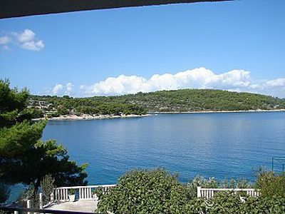 Photo for Apartment Jagoda  C3(2+2)  - Necujam, Island Solta, Croatia
