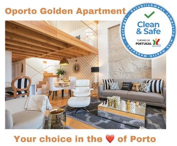 Photo for Oporto Golden Apartment