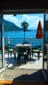 Photo for 1BR Apartment Vacation Rental in HN, Opština Herceg Novi