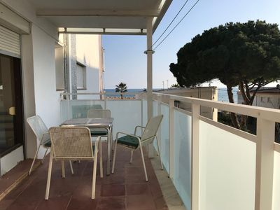 Photo for Paz 127 apartment in Cambrils with private parking, private terrace & lift.