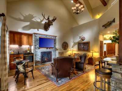 Photo for Brand New to the Rental Market! Opulently Appointed Evan's Lodge in Skaneateles