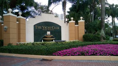 Photo for Yacht Club Aventura 2 BR + 2 BA Completely NEW and equipped Apt