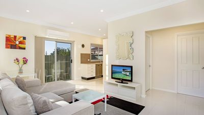 Photo for Modern Garden Villa Sydney North Ryde