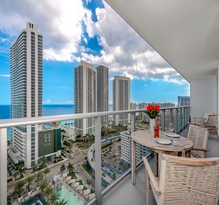 Photo for 5 ⭐️ BREATHTAKING Front Ocean View: Brand New 2BR