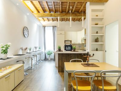 Photo for About Colosseo - Apartment at the Colosseum in the heart of Rome - free WiFi