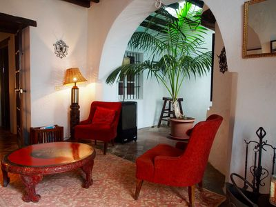 Photo for White village - Former 18th century convent converted into a charming house